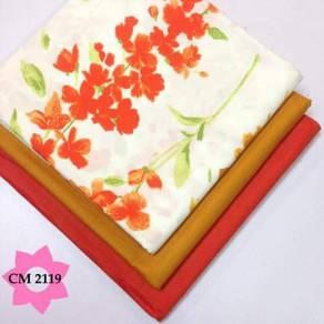 Kain Cotton High Quality & Murah CM2117-19