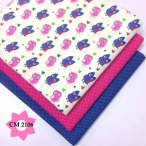 Kain Cotton High Quality & Murah CM2104-06