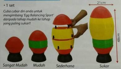 Egg Balancing Sport (PJ)