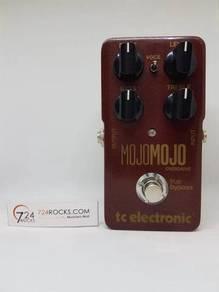 TC Electronic Mojo Mojo Overdrive Effect Pedal