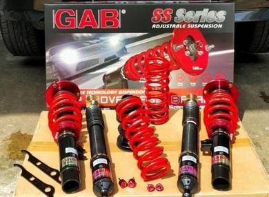 BMW E60 GAB SS 32steps hilow softhard Adjustable