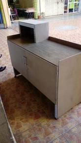 Flexi Stall With Lock ( Boltless ) Custom Made