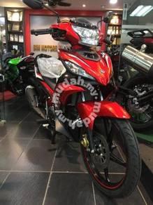 New Yamaha 135LC - 90% Credit