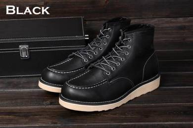 Redwing 8875 Black Ready Stock