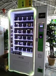 Vending machine, untung passive income