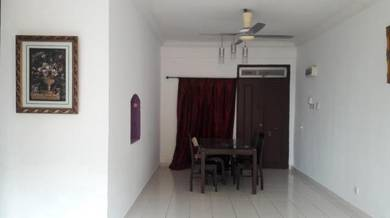 PARTIALLY FURNISHED De Rozelle KOTA DAMANSARA for rent