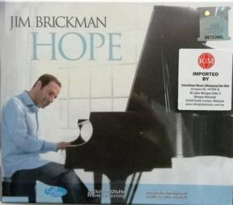 CD Jim Brickman Hope CD (Imported)