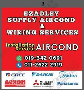 Air Cond 1.0hp Wall Mounted Casette AirCond Acson.