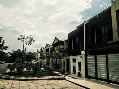Taman Seri Pelangi, 3 storey house, Kensington Green, Inanam, KK