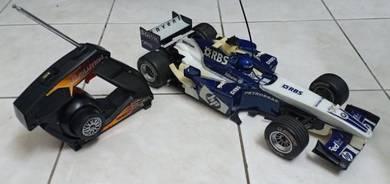 Nikko F1 BMW Williams F1 Team Evolution