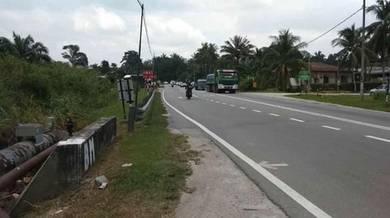 Tanah Facing Main RoadPekan Salak Sepang Selangor