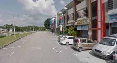 Double Storey Shop Bandar Putra Kulai For Sale