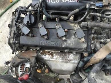 JDM Nissan X-Trail QR20 Engine Empty NT30 C24 2.0