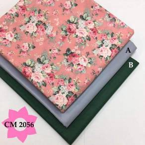 Kain Cotton High Quality & Murah CM2055-56