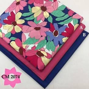 Kain Cotton High Quality & Murah CM2071-74
