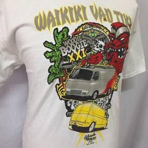 Waikiki Van Tiki Colorado Classic Tshirt vollny