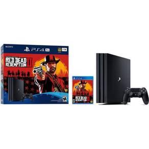 Sony Red Dead Redemption 2 PlayStation 4 Pro Bundl