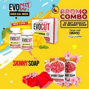 SC92 EVOCUT New & Improved Formula Evo Nutrition P