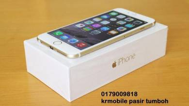 Iphone (6,64gb) murah