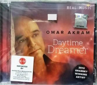 CD Omar Akram Daytime Dreamer CD (Imported)