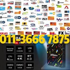 HOT MYSIAN NEW android 4k tv box