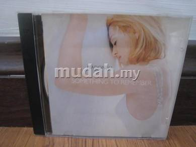 CD Madonna - Something To Remember