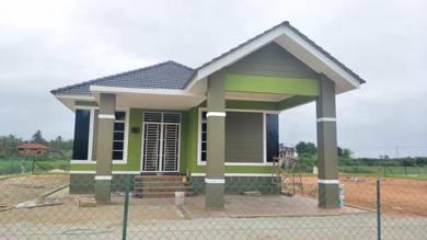 Banglo Cantik + Tanah Luas Di Tiong, Kota Bharu