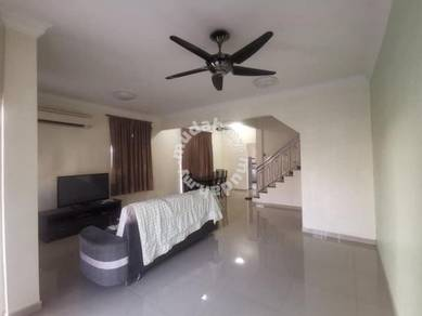 Fully Furnish Double Storey Oldstyle Semi D near TF Mall
