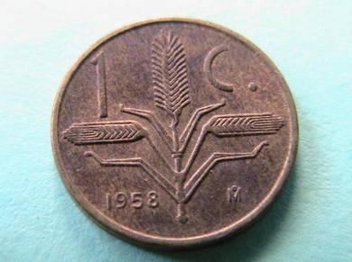 Mexico 1 centavo 1958