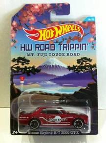 Hotwheels Road Trippin Nissan Skyline HT 2000 GT-X