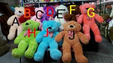 Teddy bear saiz 1.2meterrr