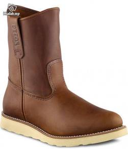 Safety Shoes Red Wing Men High 9Inch Pecos 866