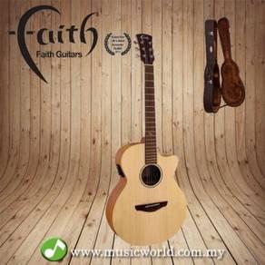 Faith Guitar Naked FKV