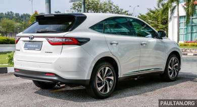 Toyota harrier zsu60 2015-2018 power boot door