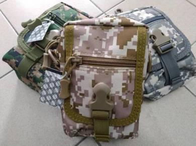 Tactical handphone pouch bag