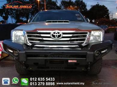 4X4 Toyota Hilux Revo Bull Bar Front Bumper