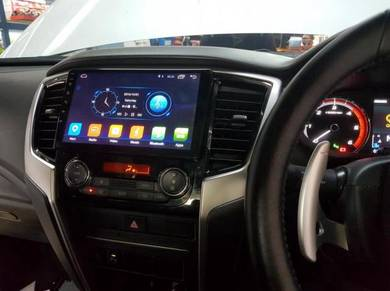 Mitsubishi triton andriod player 2GB RMA IPS SCRE