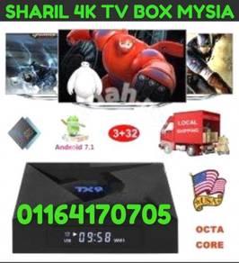 ULTIMATE MYSIA+ iptv android tv box uhd
