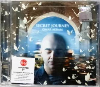 CD Omar Akram Secret Journey CD (Imported)