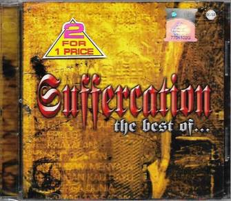 SUFFERCATION The Best of 2CD