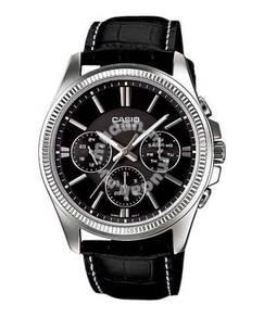 Watch - Casio Leather MTP1375L-1A - ORIGINAL