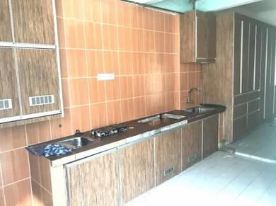 BELOW SPA PRICE RENO 2 Storey House Taman Desa Bakti KL Selayang