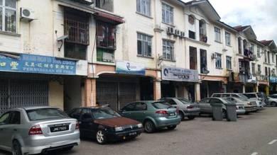 Single shop lot at Jln Pulai Jaya 1/x