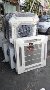 Aircond Cassette type 2hp-5hp i