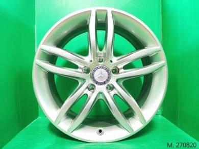 17 inch ORI Mercedes C-Class W204 Rim W203 C200