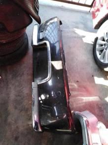 Rear bumper kancil kelisa l8 l5 l502 turbo classic
