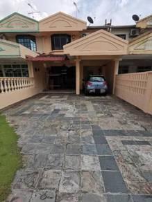Permas Jaya Double Storey Terrace House