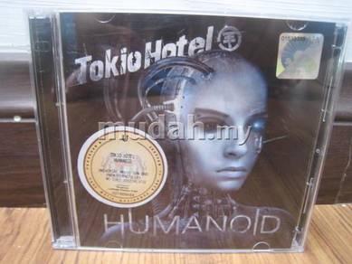 CD Tokio Hotel - Humanoid CD/DVD
