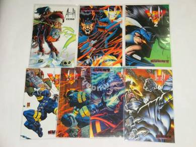 ASH by Joe Quesada. Event Comics. Set A