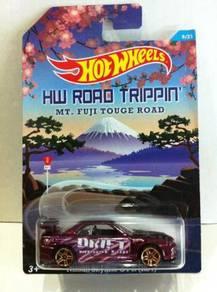 Hotwheels Road Tripping Nissan Skyline GT-R (R34)